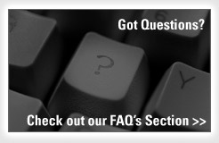 Check out our FAQ's Section